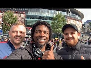Arsenal v Bournemouth Live Team News Reaction Ft Lumos, Johnny & Scott
