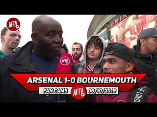 Arsenal 1-0 Bournemouth | Why Didn't Tierney Play Today! Kolasinac Can't Cross Or Defend!