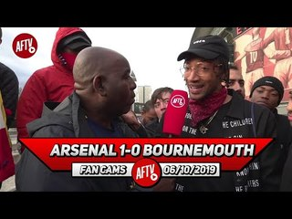 Arsenal 1-0 Bournemouth | Us Arsenal Fans Are Too Ungrateful ! (Poet)