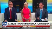 Fox & Friends Host Calls Trump Abandoning Kurds In Syria A 'Disaster'