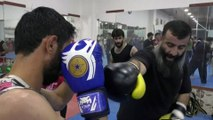 Iraqi Imam Doubles As Kung Fu Trainer