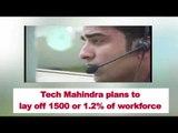 Tech Majors Lay Off Staff
