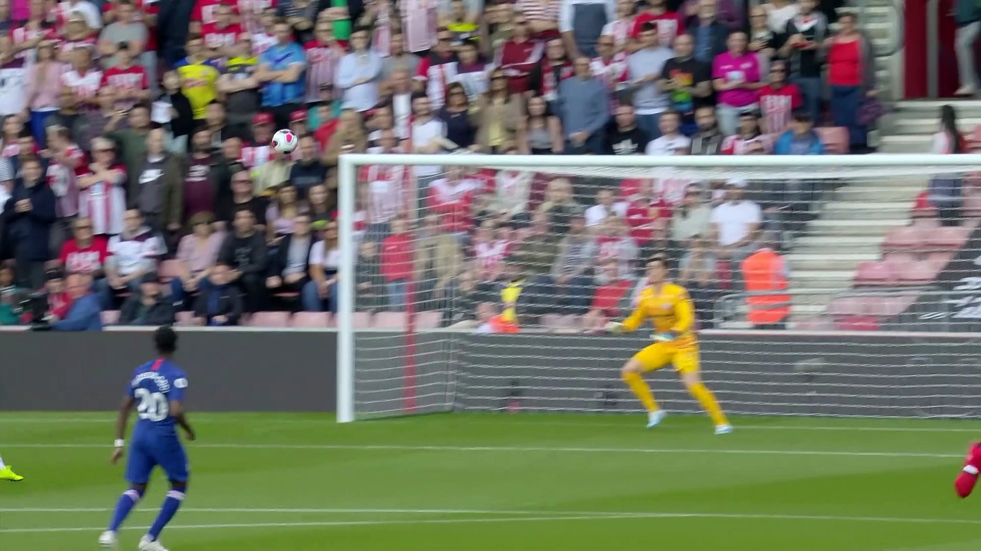 8. Hafta / Southampton - Chelsea: 1-4 (Özet)
