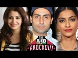 Bollywood REACTS To The AIB Controversy | SpotboyE | 9th Feb | Seg 2 | AIB controversy
