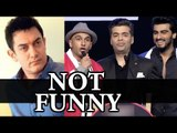 Aamir Khan's KNOCKOUT to AIB (All India Bakchod) | Slams Karan, Arjun & Ranveer | SpotboyE