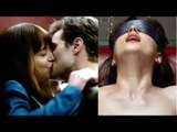Fifty Shades of Grey | Christian Grey And Anastasia Steel (2015) | LATEST UPDATE | SpotboyE