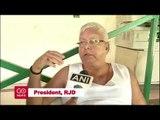 Lalu Alleges Srijan Scam Cover-Up