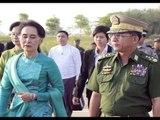 Malala Criticises Aung Suu Kyi