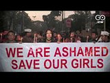 Woman Gangraped In Lucknow