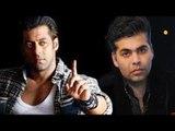 Salman Khan FORGIVES Karan Johar | AIB Knockout Controversy | SpotboyE