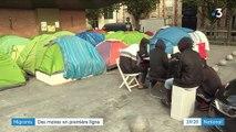 Migrants : des maires appellent l'État à prendre ses responsabilités