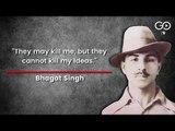 Remembering Bhagat Singh