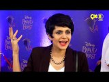 Mandira Bedi | Red Carpet Premiere of India 1st Ever Stage Musical Beauty & The Beast