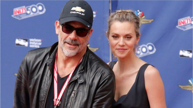 Jeffrey Dean Morgan And Hilarie Burton Are Officially Married