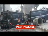 Islamabad Protest Turns Violent