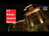 I-T Raids At Jaya's House