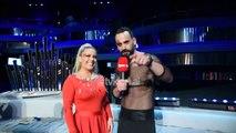 Era Rusi dhe Florian Agalliu ( Nata 3 Dance With Me Albania 6 ) Backstage
