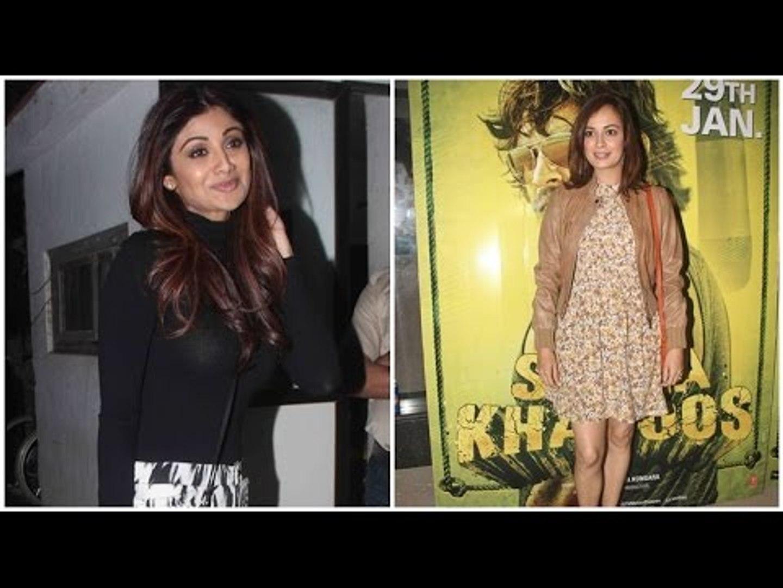 R Madhavan's 'Saala Khadoos' makes Shilpa Shetty, Dia Mirza EMOTIONAL