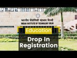IITs See Sharp Fall In Registrations