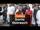 Sonia To Muster Opposition Support