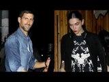 Deepika Padukone's dinner DATE with tennis STAR Novak Djokovic