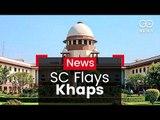 SC Flays Khap Panchayats