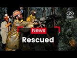 SA: Miners Rescued