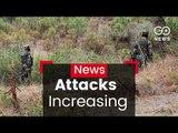 J&K Attacks Up After 2014