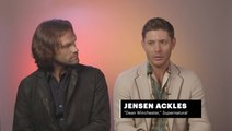'Supernatural' Stars Jared Padalecki & Jensen Ackles Talk the Final Season