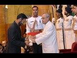 Padma Shri Awards 2016   Ajay Devgn talks about winning 'Padma Shri' Award at Airport