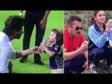 Salman-Anushka FEAST on Organic Tomatoes, SRK-AbRam's Cute Video Goes VIRAL   Social Butterfly