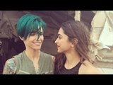 Deepika Padukone & Ruby Rose having FUN on the sets of xXx: The Return of Xander Cage | SpotboyE