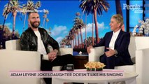 Adam Levine on Being a Stay-at-Home Dad to Daughters Gio and Dusty: I 'Do Very Little,' He Jokes