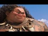 The Rock slays as Demi-God Maui in Disney's Moana   Hollywood High