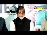 There is no tension between Ram Gopal Varma and me : Amitabh Bachchan   TE3N Music launch   SpotboyE