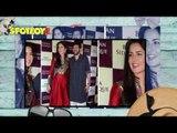 Salman-Katrina-SRK at Baba Siddiqui's Iftaar party | Fashion Scarpbook