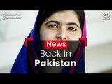 Emotional Homecoming For Malala