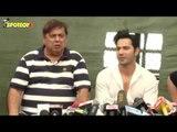UNCUT- Judwaa 2 Press Conference | Varun Dhawan, Sajid Nadiadwala, David Dhawan | SpotboyE