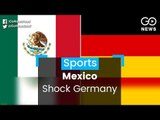 Mexico Shock Germany