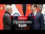 Diplomatic Shift