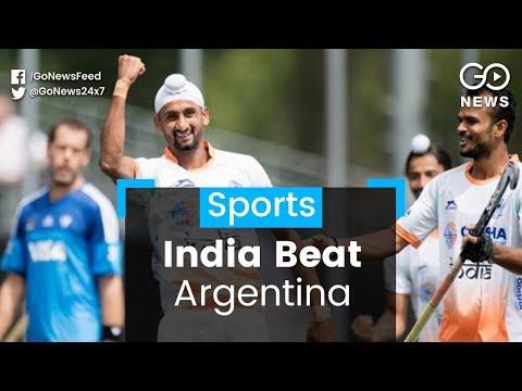 Triumph For India