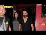 Shahid Kapoor and Mira Rajput Spotted in Bandra   SpotboyE