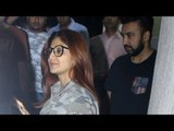 Spotted: Shilpa Shetty watches xXx: Return of Xander Cage with Family | SpotboyE
