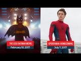 10 Epic Comic Book Movies Releasing in 2017   Logan , Spider Man    SpotboyE