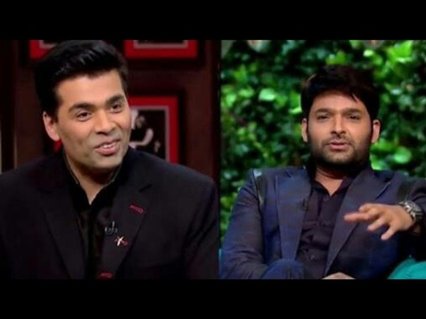 Koffee With Karan Kapil Sharma Has The Most Hilarious Response When Asked What He Did For Sex Video Dailymotion