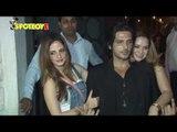 Sussanne Khan, Zayed Khan Sonakshi Sinha, Chunky Pandey, attend Fardeen Khan's party | SpotboyE