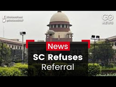 No Referral Of Ayodhya-Linked Case