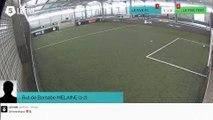 But de Barnabe MELAINE (1-2)