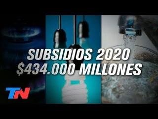 Volvieron los subsidios | TN CENTRAL
