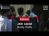 J&K Local Polls Underway